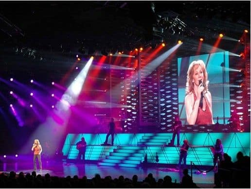 Stage LED Wall Stage Screens For Concerts -YUCHIP