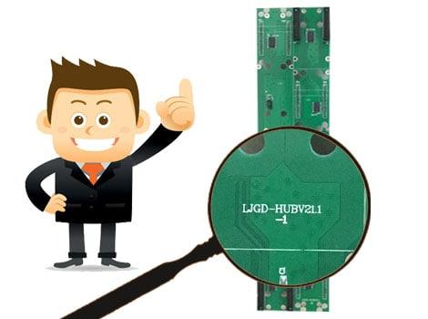 HUB-LJGD-LED-Dispaly
