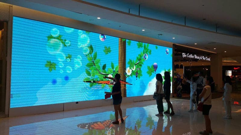 Led P5 Full Color Display Smd Indoor Led Screens Yuchip