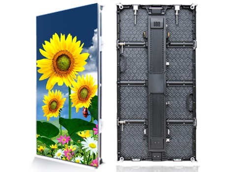 Outdoor rental led screen p3.91
