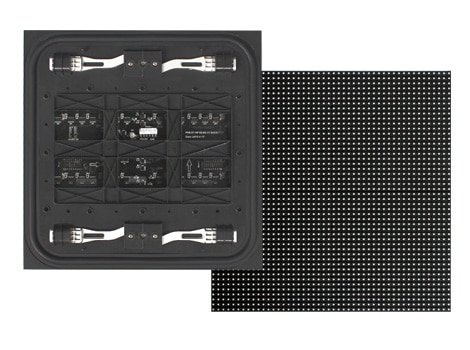 front maintenance led display modules