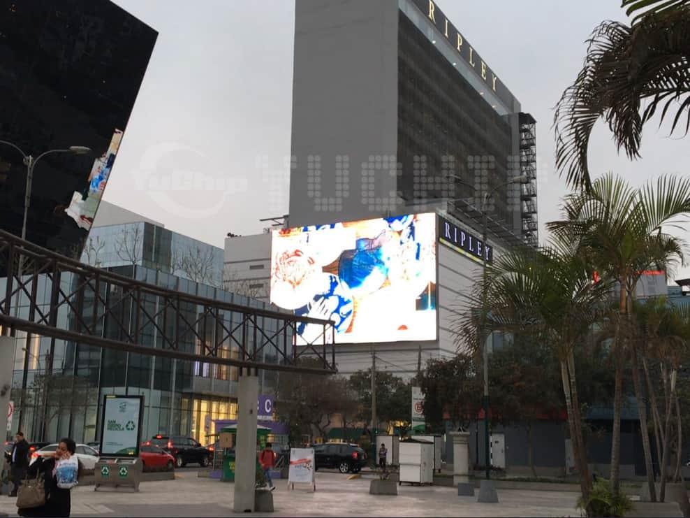 Outdoor LED Billboard P16