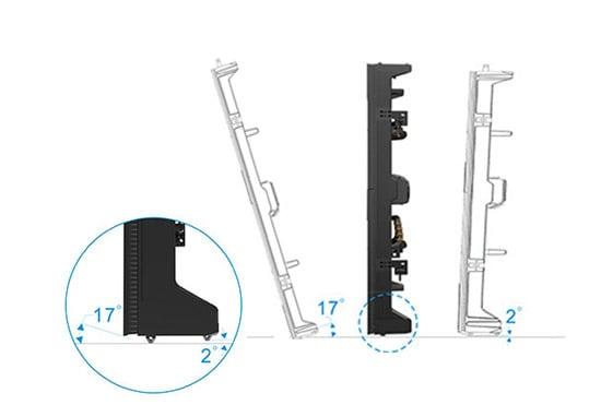 Outdoor Retnal Q Series Anti-damage design