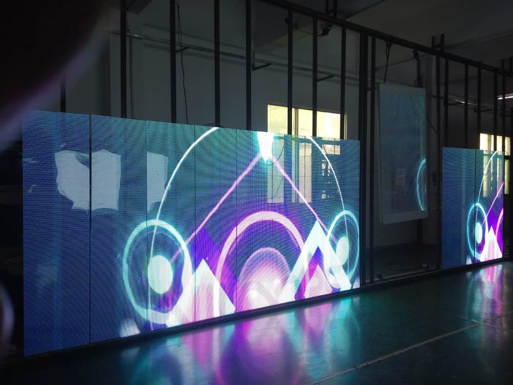 Transparent Led Display Transparent Glass Led Video Wall