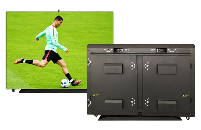 LED Perimeter Boards,Electronic Advertising Boards Football -YUCHIP