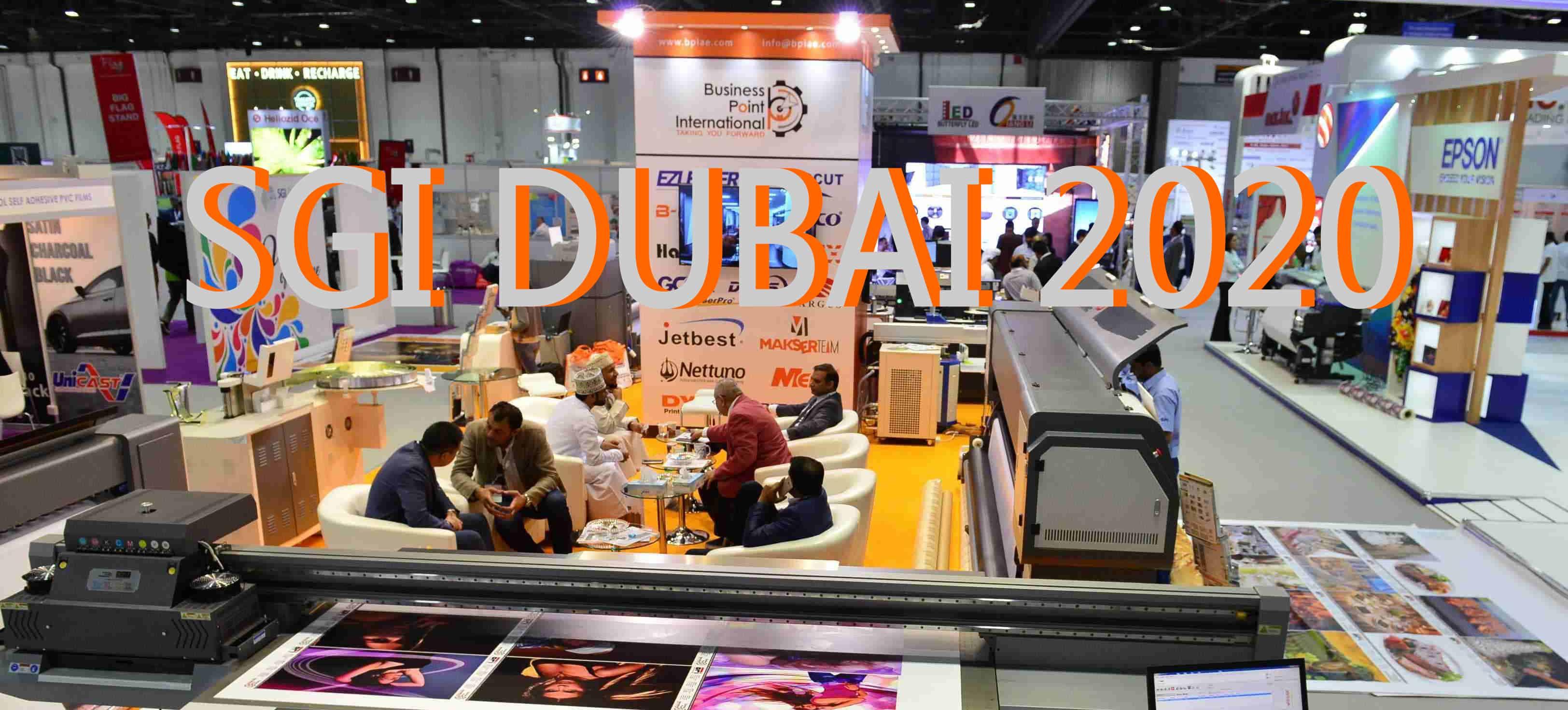SGI Dubai 2020 Exhibition