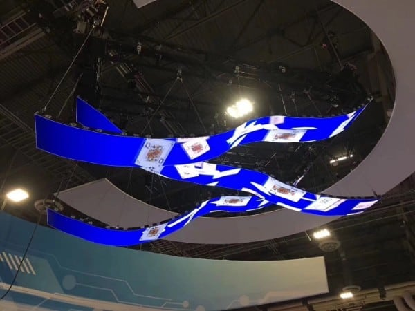 Flexible LED Screen | Flexible LED Display | Flexible LED Screen DIY | YUCHIP