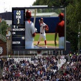 21. P10 Stadium LED Sign Billboard In England