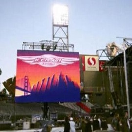 49. P10 1RGB Stage LED Screen In Events