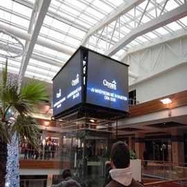 P6 Indoor LED Screen In Albania