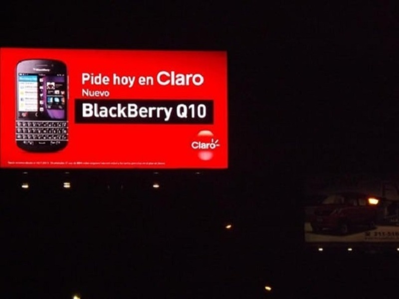 Outdoor Digital Advertising LED Screen