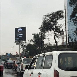 P20 Outdoor Commercial Advertising LED Display Led billboard In Peru 18