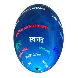 P5 LED Display Ball