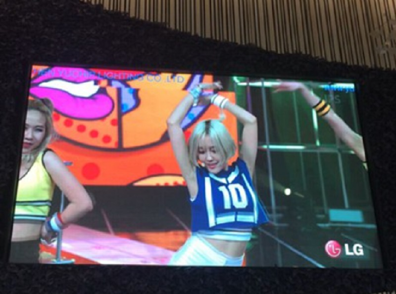 P6 Indoor High Definition LED Video Display in Thailand