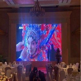 YUCHIP Indoor P2.5 Fixed LED Display Screen In Myanmar 1