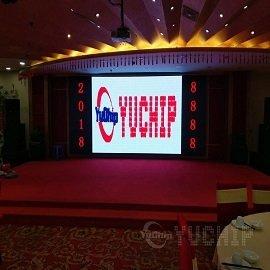YUCHIP Indoor P4 LED Display In Hotel 9