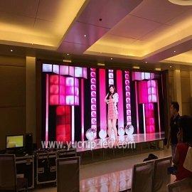 P4 Indoor HD LED Video Display In Malaysia