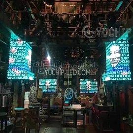 DJ LED Wall