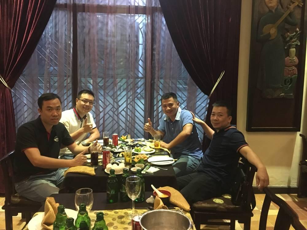YUCHIP P5 Advertising Vietnam