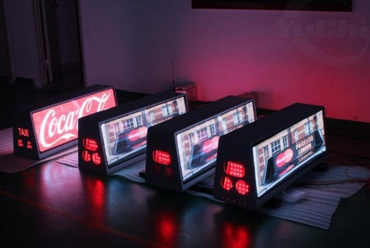 parameters of the LED Display Screen1