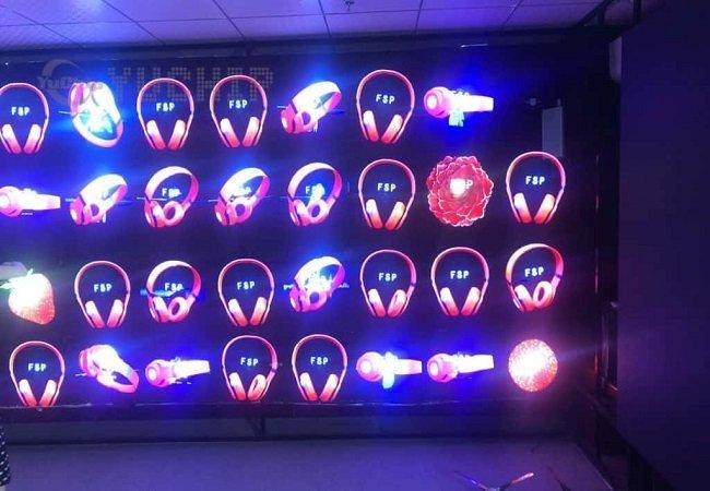 3D Hologram LED Display