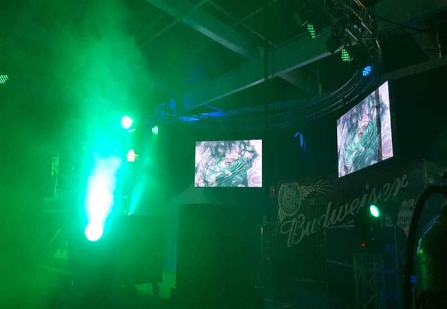 Indoor Full Color LED Display In America