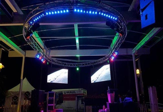 Indoor Full Color LED Display Screen In America