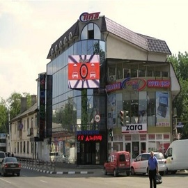 P12.5 Full Color Advertising Led Display