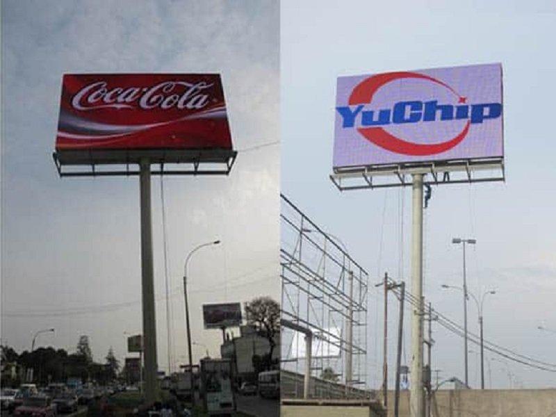 P20 Outdoor Large LED Billboards