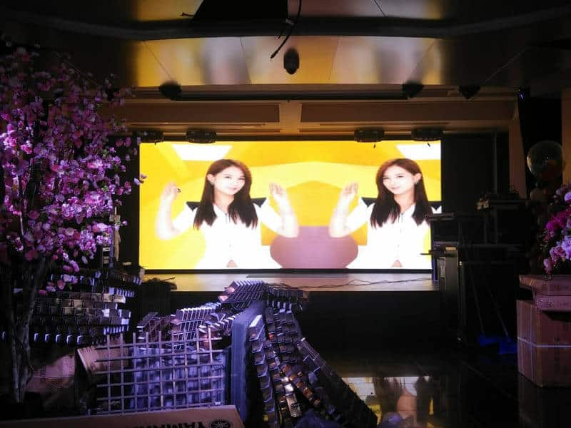P3 Indoor SMD LED Display In Singapore