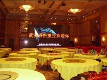 P5 Indoor Led Panel In shangri-la hotel