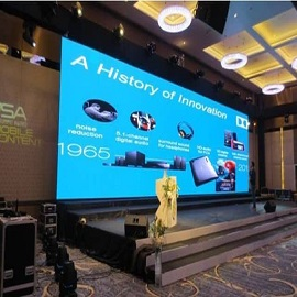 P5 Indoor Rental Ultra Thin Led Display