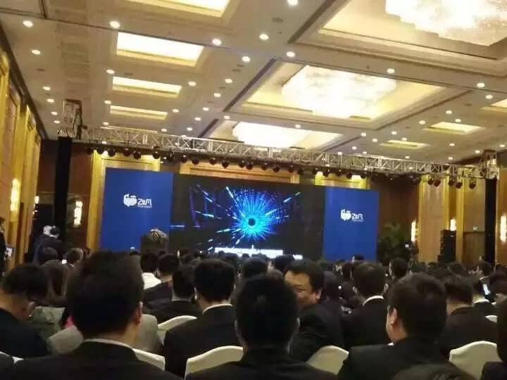 P6 Indoor Led Rental Video Wall In ShangHai