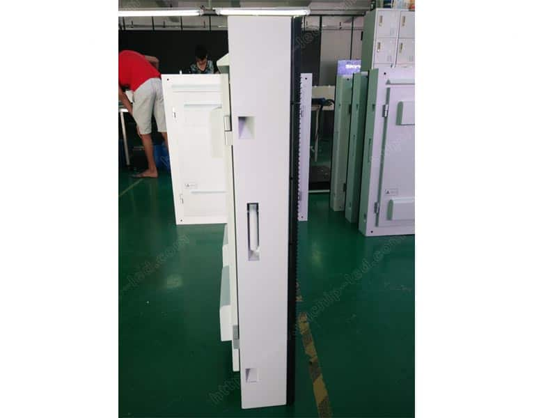 P6 Outdoor LED Video Wall for Commercial Advertising