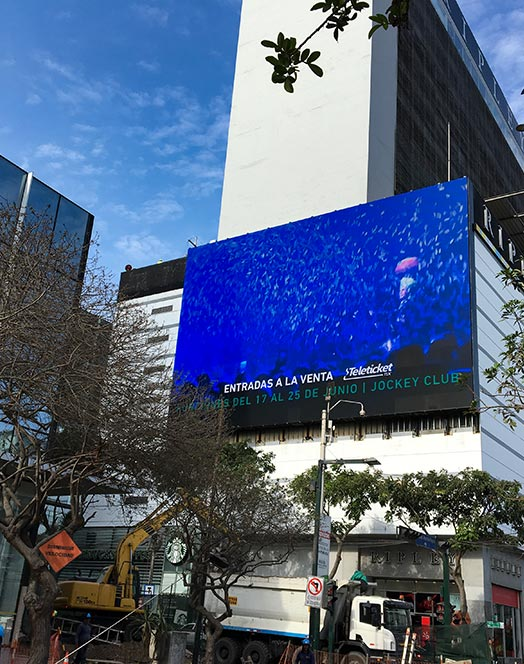 LED Screen for Advertising Outdoor Price