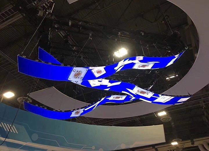 Flexible LED Screen