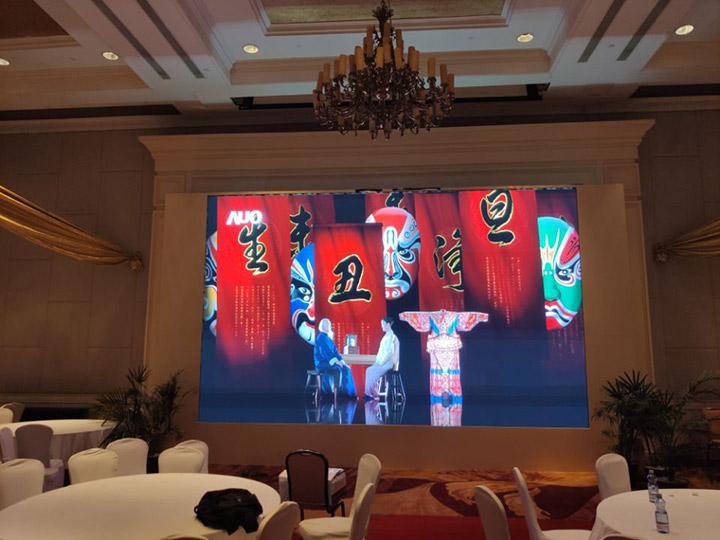 Indoor Advertising LED Display Screen