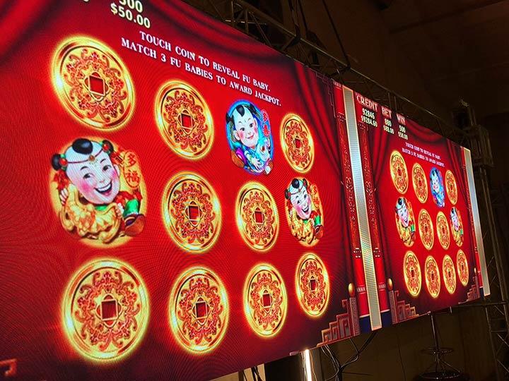 Indoor LED Screen Panel