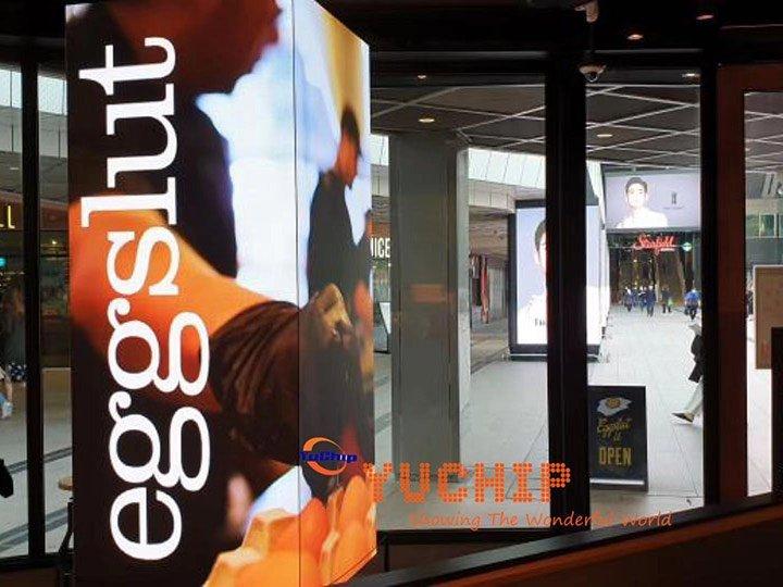 Indoor LED Screen Wall