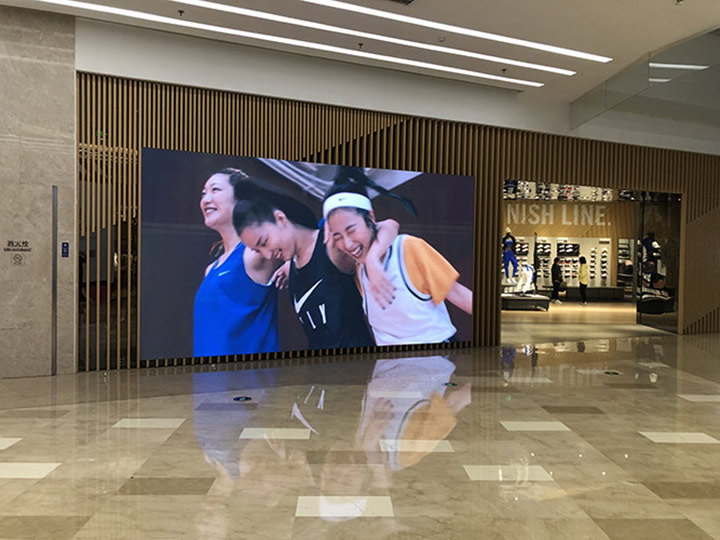 Indoor LED Video Wall Screen