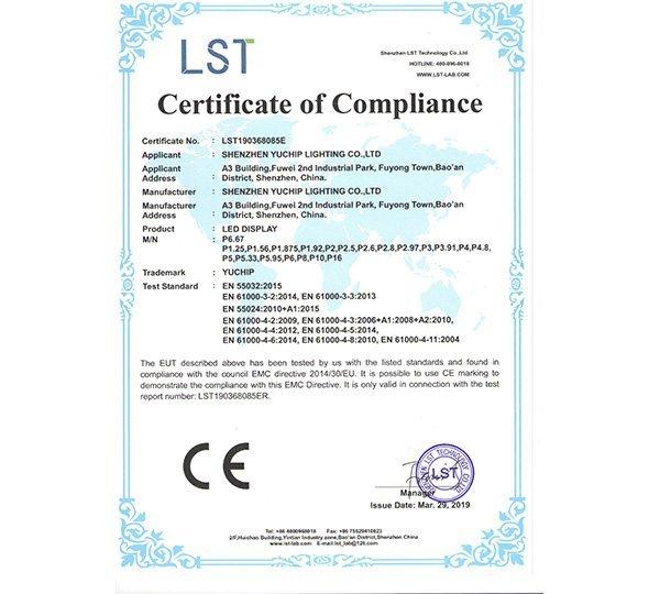 LED Display CE