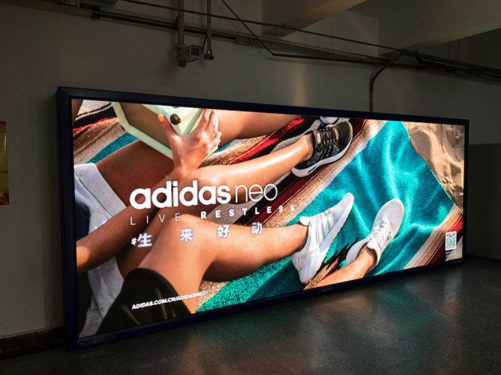 LED Display Screen Indoor