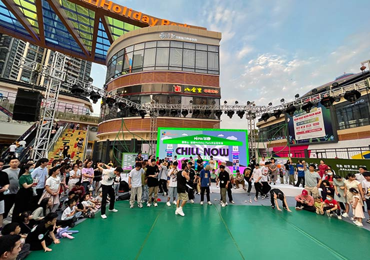 LED Outdoor Screen Rental