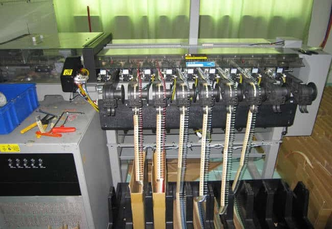 LED Taping Machine