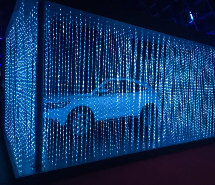 3D Video For LED Screen