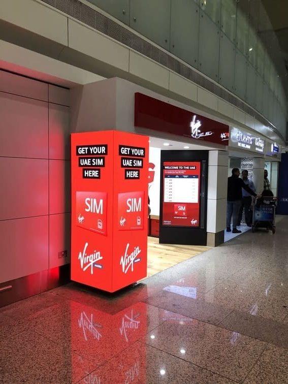 Dubai Mall LED Screen