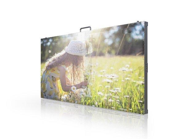 Glass LED Screen