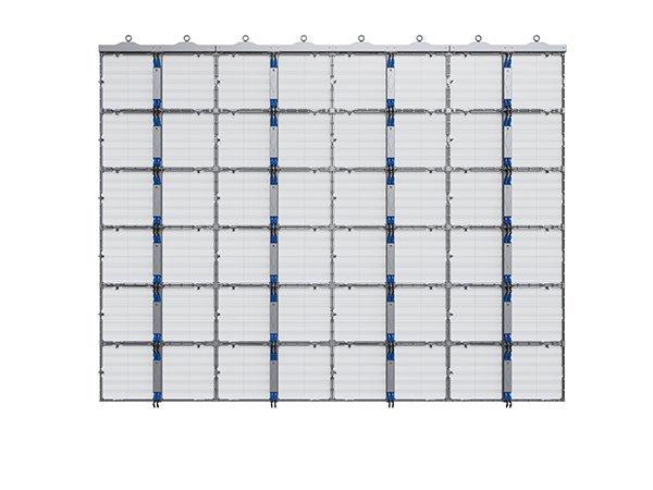 Glass Wall LED Screen
