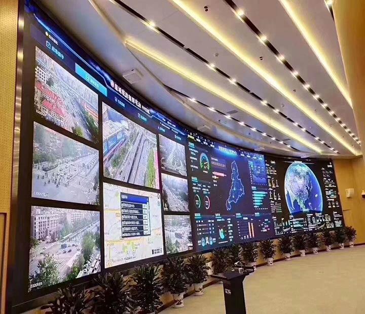 High Resolution LED Panel