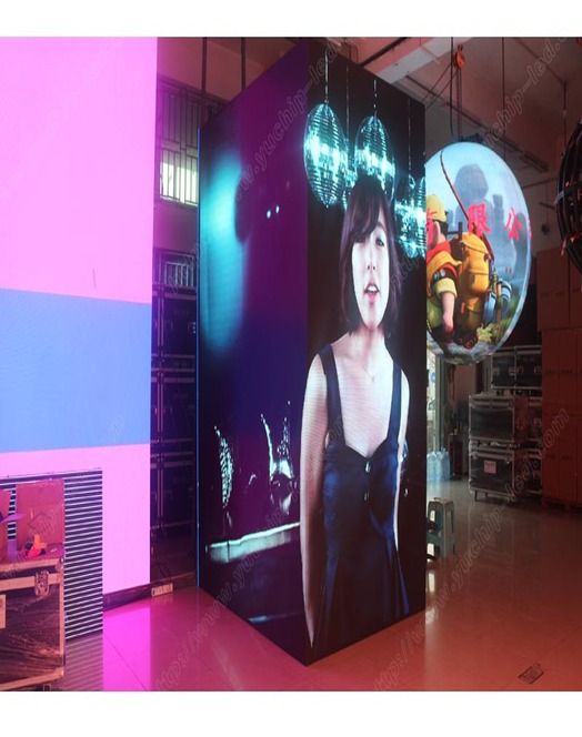 Hospitality LED Screen For Commercial Advertising